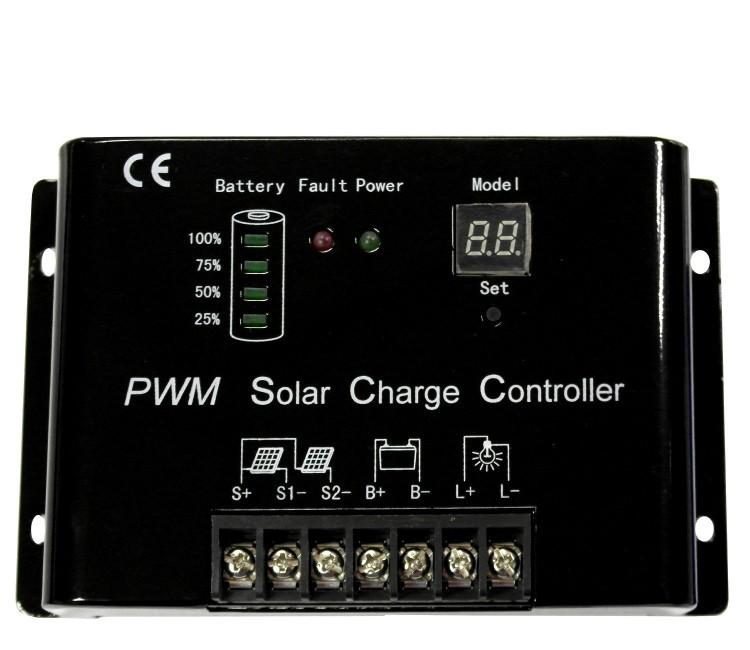 контроллер солнечных батарей JA4830