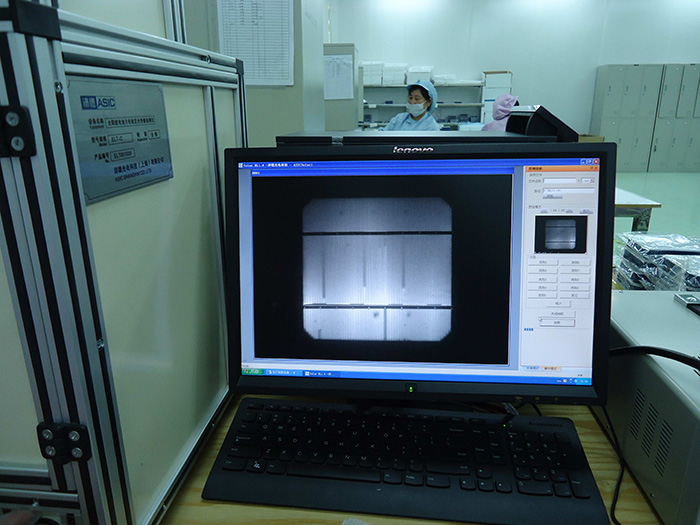 контроль качества солнечных модулей